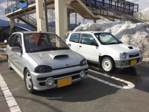 今回もみん友さんの びぉびぉおさんヴィヴィオとブー太郎の白アルトちゃん-01