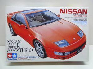 ニッサン タミヤ 1/24 フェアレディZ 300 ZX ターボ 日産 01