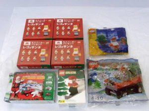 LEGO レゴ サンタ 1128--117--2878--7224 など -01