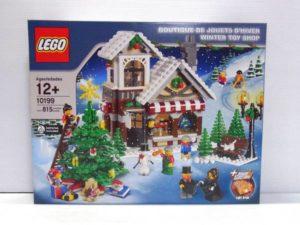 LEGO レゴ 10199 クリスマスセット Christmas set クリエイター CREATOR 01