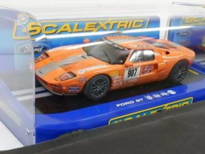 SCALEXTRIC FORD フォード GT40 -02