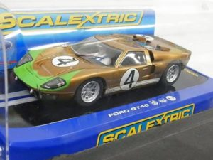 SCALEXTRIC FORD フォード GT40 -03