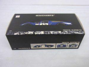 MINICHAMPS ミニチャンプス PMA 1-18 ポルシェ Porsche 906 24h デイトナ 1966 -15-01