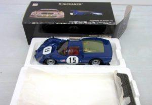 MINICHAMPS ミニチャンプス PMA 1-18 ポルシェ Porsche 906 24h デイトナ 1966 -15-02