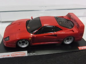 フェラーリ Ferrari F40 Red MZG21R 京商 ミニッツ/Mini-Z  RC