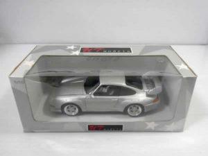 ミニカー UTモデルス 1-18 ポルシェ 911 GT2 ストリート 1997-01