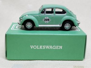フォルクスワーゲンのスウィートビートル) Volks Wagen Sweet Beetle ミニカー グリーン-02