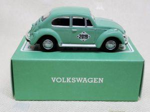 フォルクスワーゲンのスウィートビートル) Volks Wagen Sweet Beetle ミニカー グリーン-03
