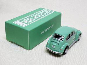 フォルクスワーゲンのスウィートビートル) Volks Wagen Sweet Beetle ミニカー グリーン-04