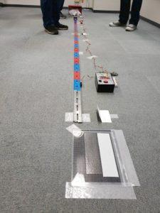 チョロQ学園 赤羽オフ ゼロヨン コース-01