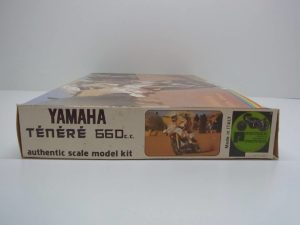 PROTAR プロター 1/9 YAMAHA TENERE 660cc ヤマハ テネレ #85 Mod 210 --02