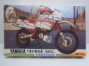 PROTAR プロター 1/9 YAMAHA TENERE 660cc ヤマハ テネレ #82  METAL メタル Mod 198 / M --01