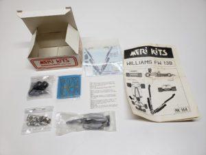 MK164 ウイリアムズ FW13B IMOLA 1990 MERI KITS メリ キット 1/43スケール-02