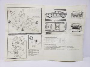 MK64 ランチア ラリー 037 Gr.B 1985 MERI KITS メリ キット1/43スケール -04