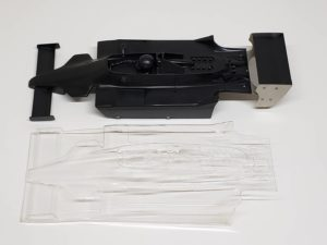 RC ラジコン タミヤ 1/10 JPS ロータス79 競技用スペシャル のボディ2種類の画像-01