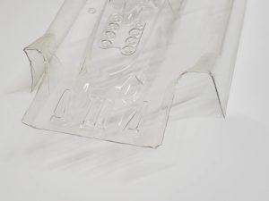 RC ラジコン タミヤ 1/10 JPS ロータス79 競技用スペシャル のクリアボディのリア周りの画像-02