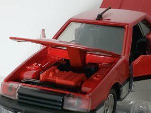 ミニカー トミカ ダンディ R30 スカイライン 2000 RS -05