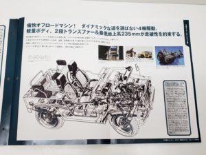 ミニカー スズキ ジムニー 1/24 アシェット 国産名車コレクション 48の冊子-05