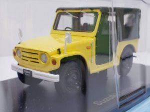 ミニカー スズキ ジムニー 1/24 国産名車コレクション-05