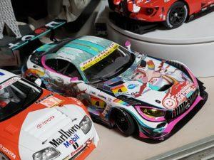 模型 グッドスマイル初音ミク AMG グッドスマイル 初音ミクAMG 【 GOODSMILE RACING &TeamUkyo 】Mercedes-AMG GT3-01