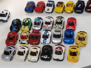 ミニカー チョロQ 3代目 FD3S型 アンフィニ / マツダ RX-7 市販車、D1(ドリフト)、レースカー、キットカット他 -01