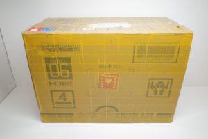 ELYN 1-100 MSELYN 1-100 MSN-02 パーフェクト ジオングフルキットType - 輸送箱 (15)
