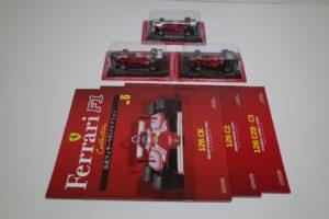 フェラーリ 126 CK/126 C2/C2B-C3 アシェット 1/43 -01