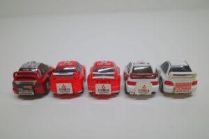 ミニカー チョロQ 三菱 ランサー エボリューション (ランエボ)-02