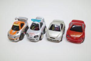 ミニカー チョロQ トヨタ スープラ、ソアラ -01