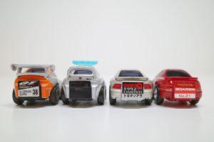 ミニカー チョロQ トヨタ スープラ、ソアラ -02
