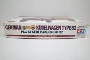 RC 電動ラジコン タミヤ 1/16 Pkw.K1 キューベルワーゲン 82型-05