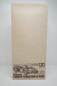 ランサーエボリューション6 スペアボディ862 タミヤ 1/10-03