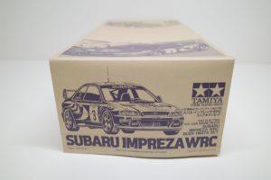 スバル インプレッサ WRC スペアボディ 782 タミヤ 1/10 No. 50782 (782)- 01