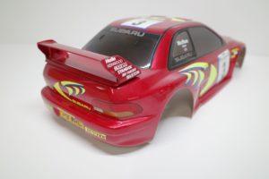 スバル インプレッサ WRC スペアボディ 782 タミヤ 1/10 No. 50782 (782)を使用して作品例- 03
