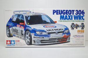 PEUGEOT プジョー 306 マキシ MAXI WRC #14No. 58224 -01