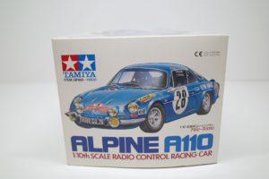 RC ラジコン Renault ルノー ALPINE アルピーヌ A110 タミヤ 1-10 M-02 シャーシ- 05