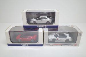 ミニカー買取 1/43 エブロ EBBRO NSX/シビック タイプ R/コンセプト 他-01