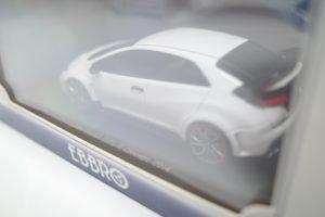 ミニカー エブロ 1/43 EBBRO 45245 ホンダ シビック タイプR コンセプト チャンピオンシップ ホワイト-02