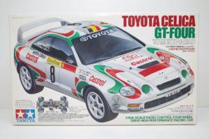 トヨタ TOYOTA セリカ CELICA GT-FOUR 97 モンテカルロ #8 No. 58201 -01