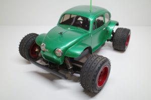 ラジコン フォルクスワーゲン VW ブリッツァービートル オフロード タミヤ 1/10 No. 58122  の作品例 -03
