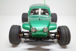 ラジコン フォルクスワーゲン VW ブリッツァービートル オフロード タミヤ 1/10 No. 58122  の作品例 -01