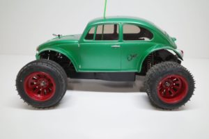 ラジコン フォルクスワーゲン VW ブリッツァービートル オフロード タミヤ 1/10 No. 58122  の作品例 -04