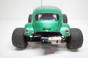 ラジコン フォルクスワーゲン VW ブリッツァービートル オフロード タミヤ 1/10 No. 58122  の作品例 -02