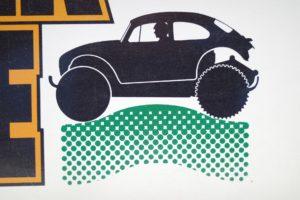 ラジコン フォルクスワーゲン VW ブリッツァービートル オフロード タミヤ 1/10 No. 58122  -03