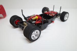 RC ラジコン タミヤ 1/10 Ferrari フェラーリ F40No. 58098 -06