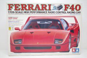 RC ラジコン タミヤ 1/10 Ferrari フェラーリ F40No. 58098 -01