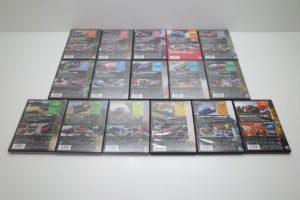 WRC世界ラリー選手権公認 2005年 (vol. 1~16)DVD 16点セット-03