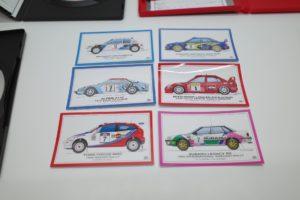 WRC世界ラリー選手権公認 2005年 (vol. 1~16)DVD 16点セット内トレカ拡大-05