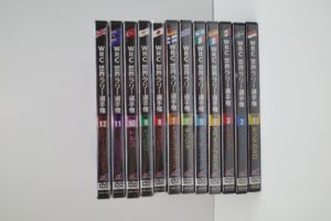WRC世界ラリー選手権公認 2006年 (vol. 1~12)DVD 12点セット -05