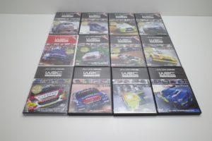 WRC世界ラリー選手権公認 2006年 (vol. 1~12)DVD 12点セット -02